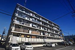 大阪府柏原市本郷3丁目の賃貸マンションの外観