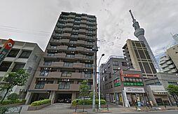 角の部屋「マイキャッスル押上」墨田区業平3丁目Selection