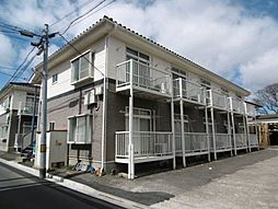 宮城県仙台市青葉区木町の賃貸アパートの外観