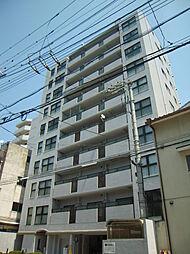 ライオンズマンション二条城東[4階]の外観