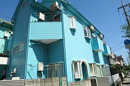 ペンション南浦和A棟[2階]の外観