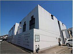 福岡県福岡市早良区賀茂2丁目の賃貸マンションの外観