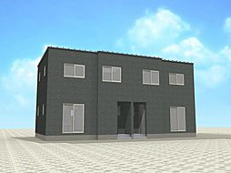 ビットカーサ塩冶善行寺[B号室]の外観