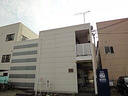 兵庫県姫路市安田3丁目の賃貸アパートの外観