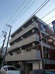 フェルクルール新横浜[1階]の外観