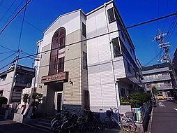 シャルマンニシキマチ[2階]の外観