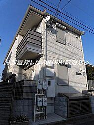 東京都練馬区桜台5丁目の賃貸アパートの外観