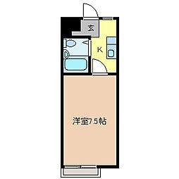 権堂駅 2.3万円