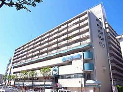 パルティ川西栄北団地B棟[813号室]の外観