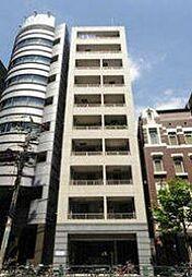 東京都千代田区神田淡路町2丁目の賃貸マンションの外観