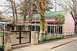 三鷹幼稚園 430m