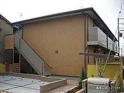 大阪府東大阪市六万寺町3丁目の賃貸アパートの外観