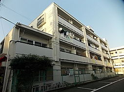 青葉マンション2号館[4階]の外観