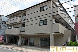 大阪府大阪市平野区長吉六反4丁目の賃貸マンションの外観