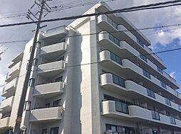 滋賀県大津市秋葉台の賃貸マンションの外観