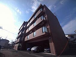 大阪府茨木市春日4丁目の賃貸マンションの外観