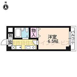 ブランバール24[305号室]の間取り