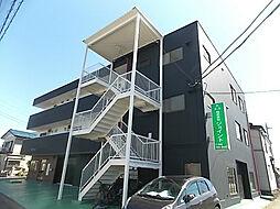 埼玉県川口市大字安行原の賃貸マンションの外観