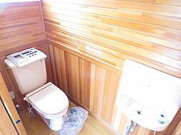 1階トイレは、...