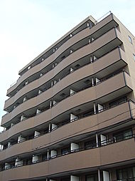 ノーブル天王寺[8階]の外観