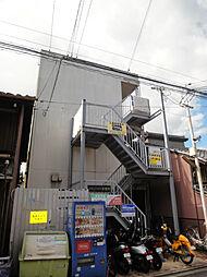 京都府京都市伏見区両替町13丁目の賃貸マンションの外観