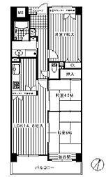 ファミールハイツ上野芝3番館