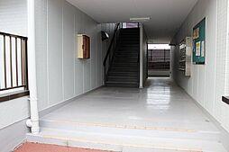 愛知県あま市木田加瀬の賃貸マンションの外観