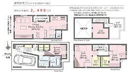 建物参考プラン間取図