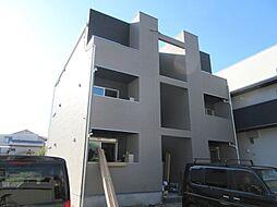 大阪府東大阪市若江西新町3丁目の賃貸アパートの外観