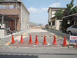 土地(樟葉駅から徒歩20分、111.87m²、1,800万円)