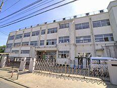 中島根小学校 650m