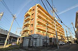 大阪府八尾市佐堂町1丁目の賃貸マンションの外観