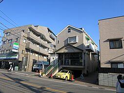 コーポ宮崎[1階]の外観