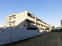 パシフィックマンションII[3階]の外観