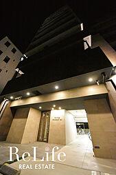 ファーストステージ江戸堀パークサイド[1104号室]の外観