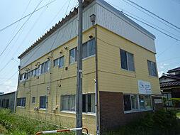 長野県諏訪市大字四賀の賃貸アパートの外観