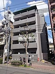 AKATSUKIII[3階]の外観