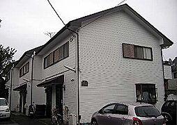 福島コーポ[102号室]の外観