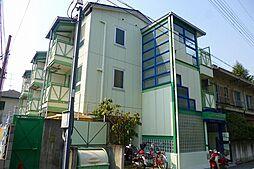 ピーターハウス甲子園[1階]の外観