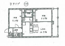 三宅町新築マンション[4階]の間取り