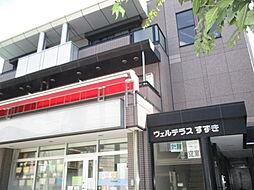 東京都豊島区西巣鴨4丁目の賃貸マンションの外観