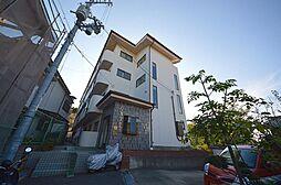 大阪府枚方市藤阪元町3丁目の賃貸マンションの外観