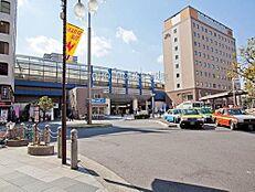 「赤羽ロイヤルコーポ」8路線2駅利用可能の赤羽駅、赤羽岩淵駅利用可能な好立地。