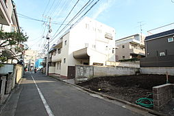 現地と前面道路
