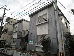 大阪府八尾市末広町2丁目の賃貸アパートの外観