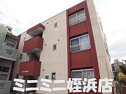 コーポYUTAKA[202号室]の外観