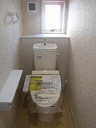 トイレには快適...