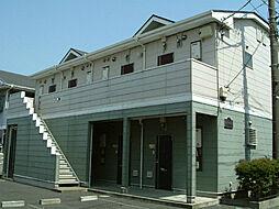 クリアネス笹尾[204号室]の外観