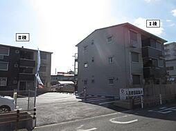 レフィナードKHY I棟[1階]の外観