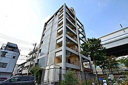 兵庫県神戸市灘区新在家南町3丁目の賃貸マンションの外観